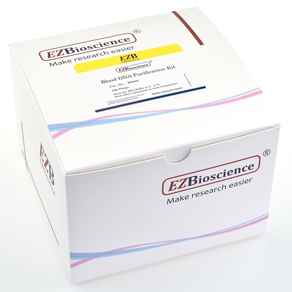 Blood DNA Purification Kit (B0008)-DNA Purification